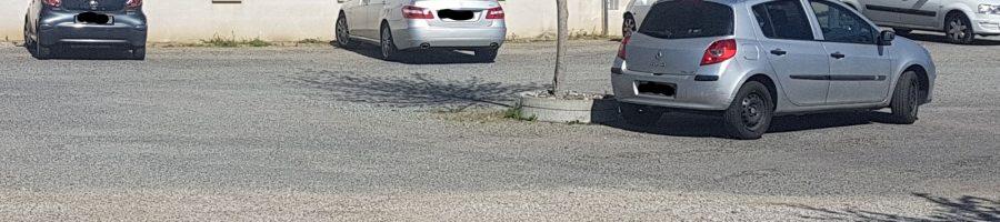 Le Parking (privé + 50 places)
