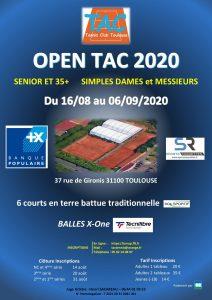 OPEN TAC 2020